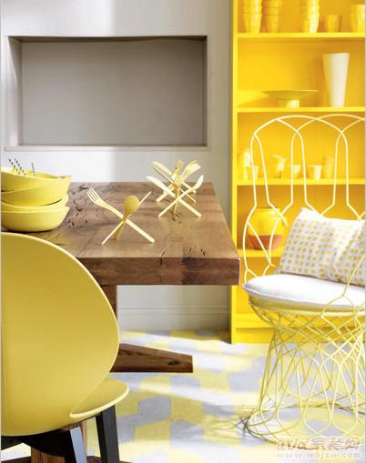 呼应设计找对材料与家具的关系